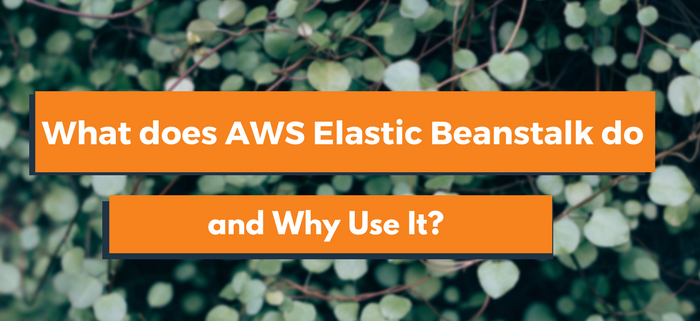 What does Elastic Beanstalk Do and Why use it