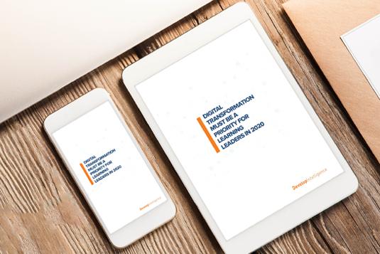 Whitepaper — Digital Transformations in 2020