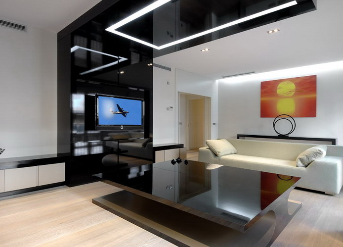 Amazing Ultra Modern Interior Design Ideas With