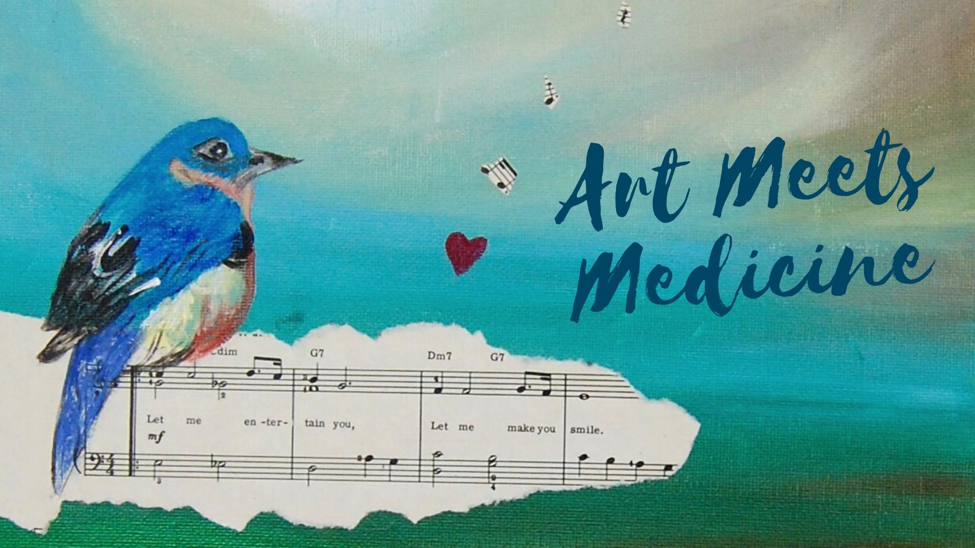art meets medicine
