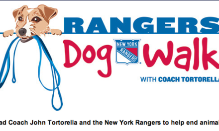 Check out this great cause by the New York Rangers.