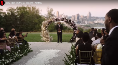 Drees Pavilion Featured in Netflix Wedding Series