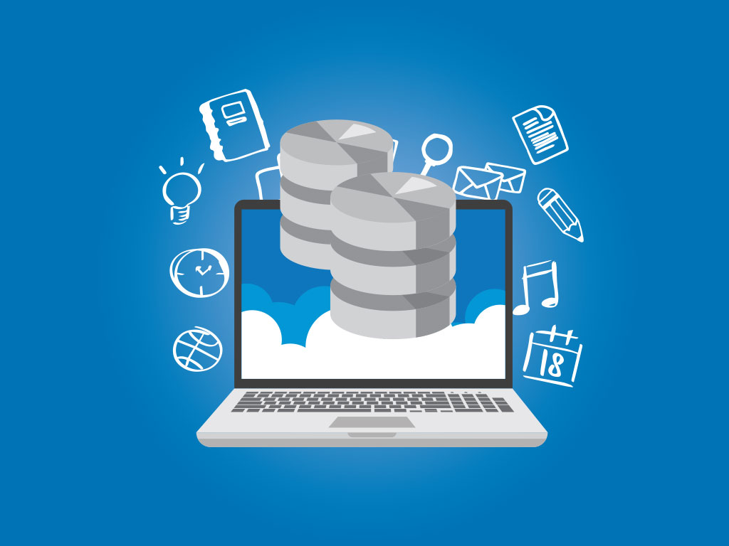 Cloud databases coming out of laptop