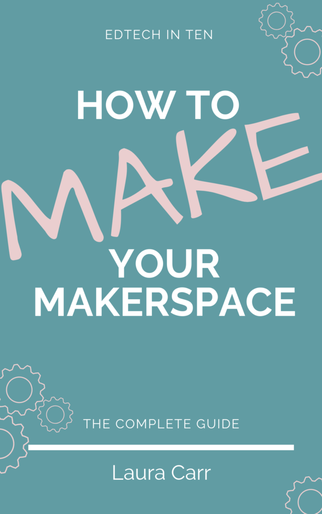 Cover image for the How to MAKE Your Makerspace guide