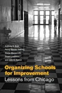Organizing Schools for Improvement cover image