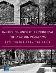 Improving University Principal Preparation Programs cover image