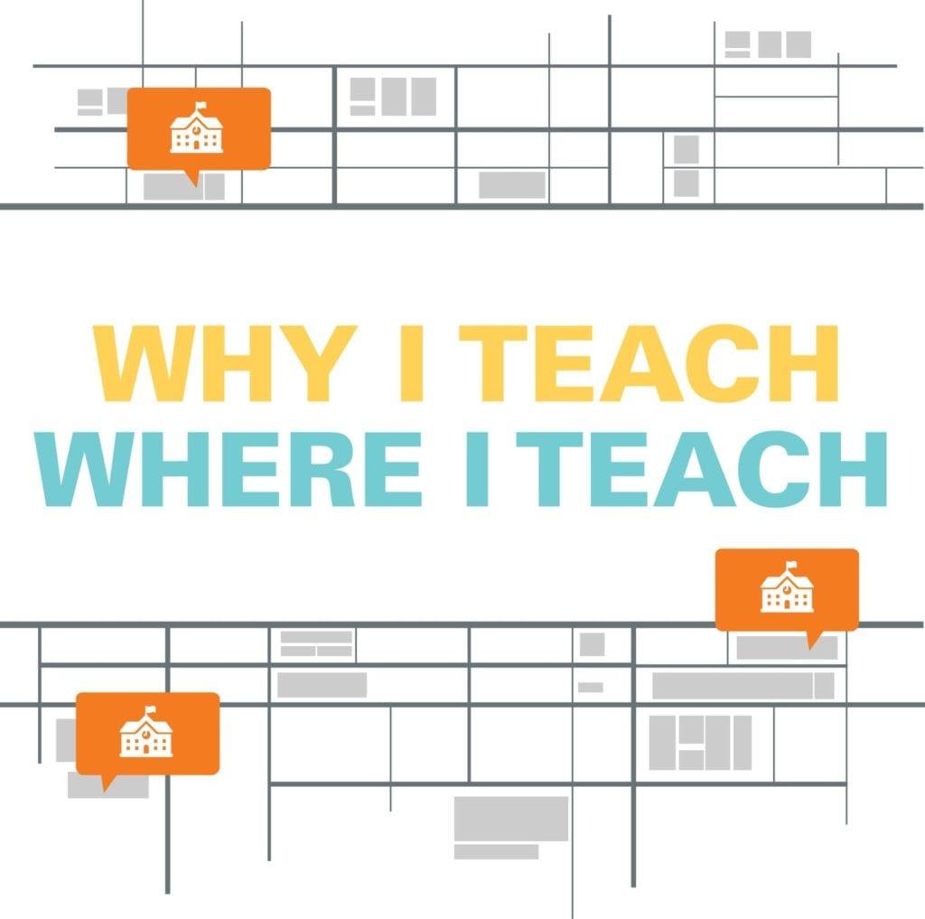 Why I Teach Where I Teach: Representation Matters - The Education Trust
