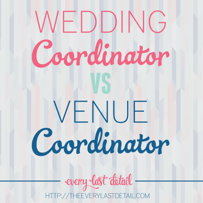 Wedding coordinator vs venue coordinator every last detail wedding coordinator vs venue coordinator junglespirit