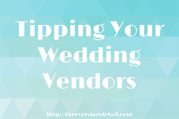 Thursday Tips: Tipping Vendors via TheELD.com