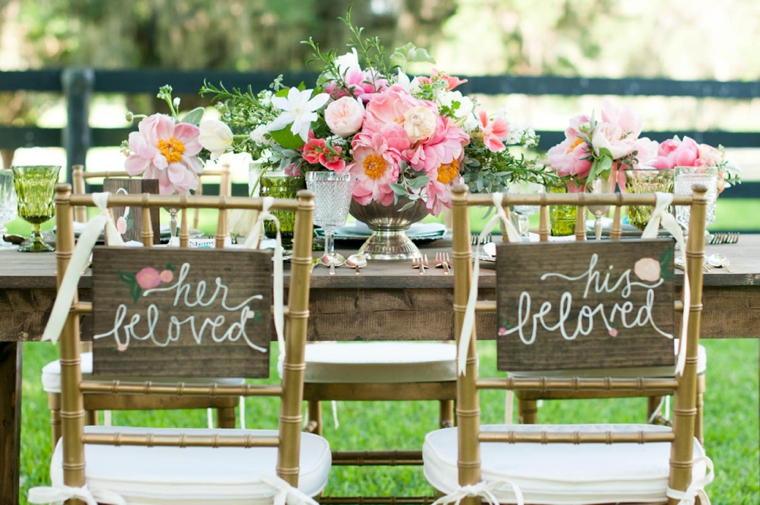 Wedding Inspiration, Not Wedding Replication via TheELD.com