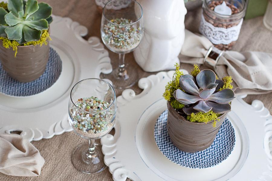 Boho Chic & Natural Wedding Inspiration via TheELD.com