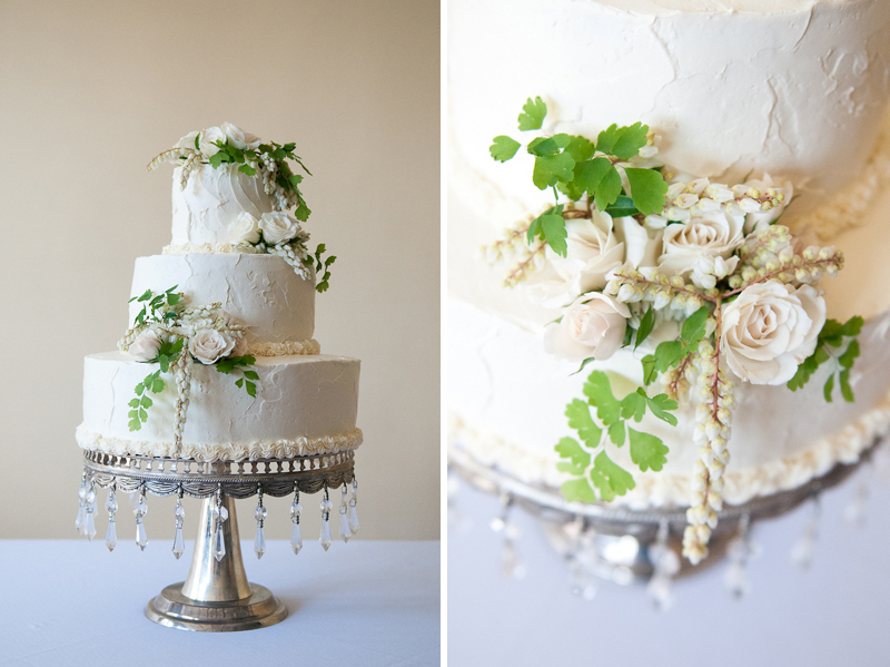 Simple & Elegant Downton Abbey Wedding Inspiration via TheELD.com