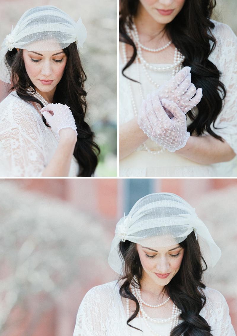 Simple & Elegant Downton Abbey Inspired Shoot - Every Last Detail