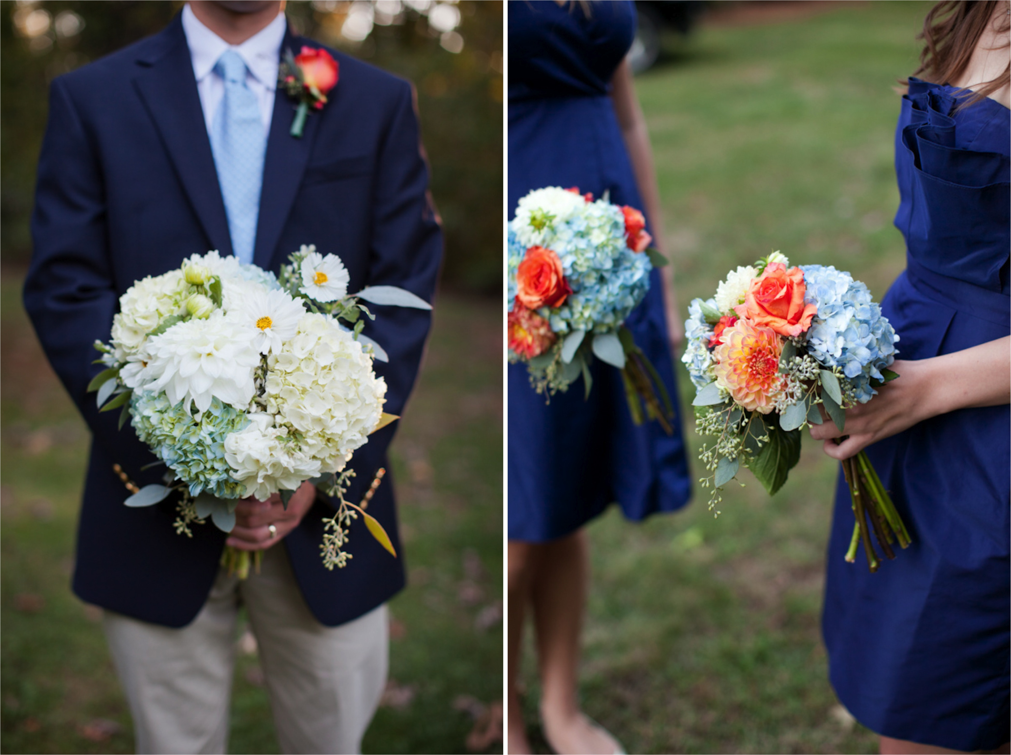 Sweet Southern North Carolina Wedding via TheELD.com