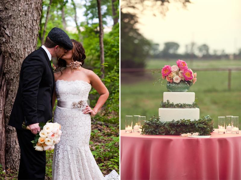 Modern English Garden Wedding Inspiration Every Last Detail