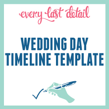 Wedding Planning Downloads via TheELD.com