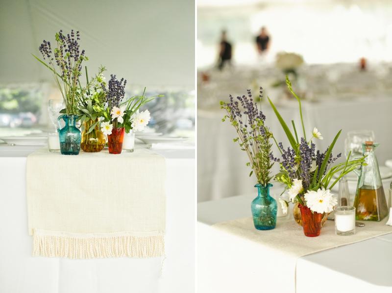 A French Inspired Maine Wedding via TheELD.com