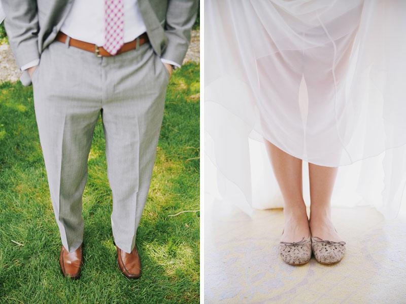 Handcrafted Backyard Cleveland Wedding via TheELD.com