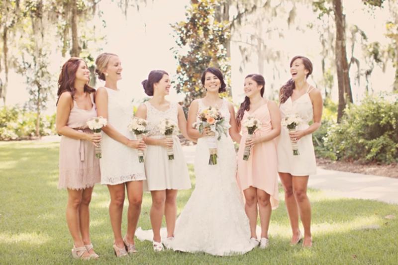 Pink Vintage & Rustic Wedding - Every Last Detail