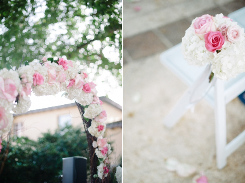 Pale Pink and Mint Green Florida Wedding - Every Last Detail