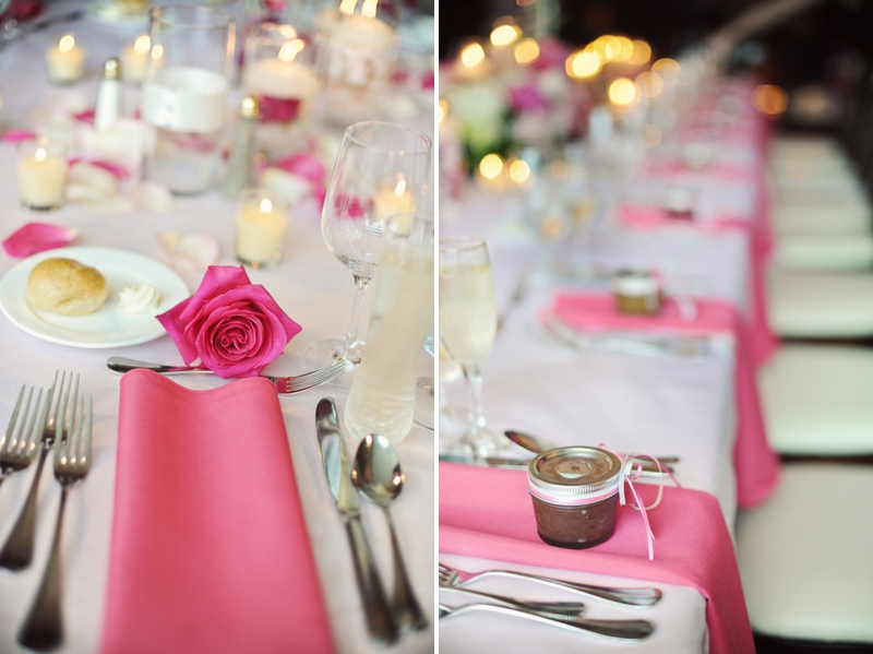 Classic pink new york wedding every last detail classic pink new york wedding via theeld junglespirit Images