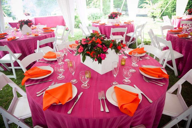 Best pink and orange wedding ideas contemporary styles ideas pink orange new jersey beach wedding every last detail junglespirit Gallery