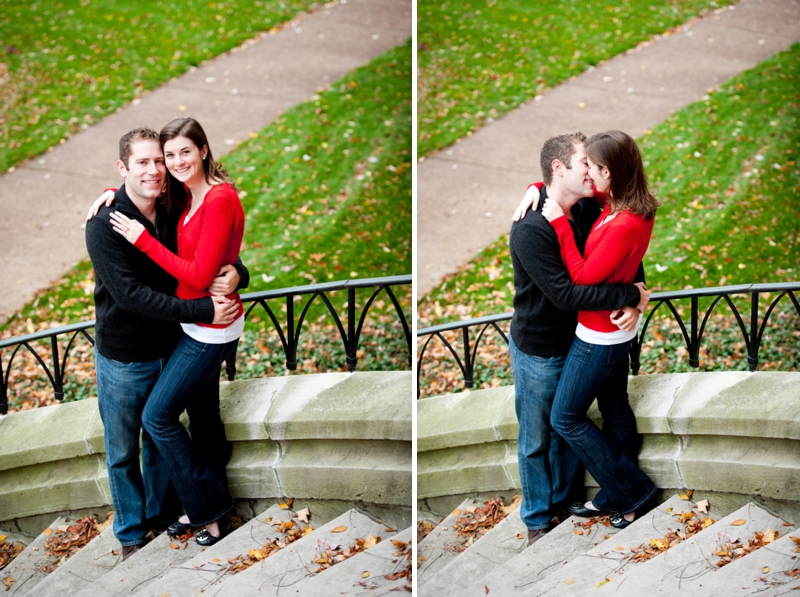 Tennessee Fall Engagement Session via TheELD.com