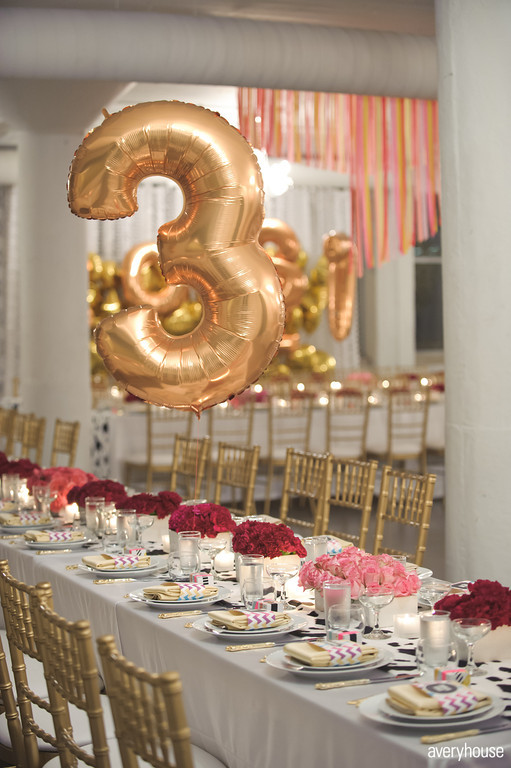 Detail To Love: Balloon Table Numbers! via TheELD.com