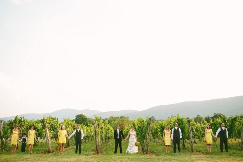 Best Of 2012: Rustic Weddings via TheELD.com