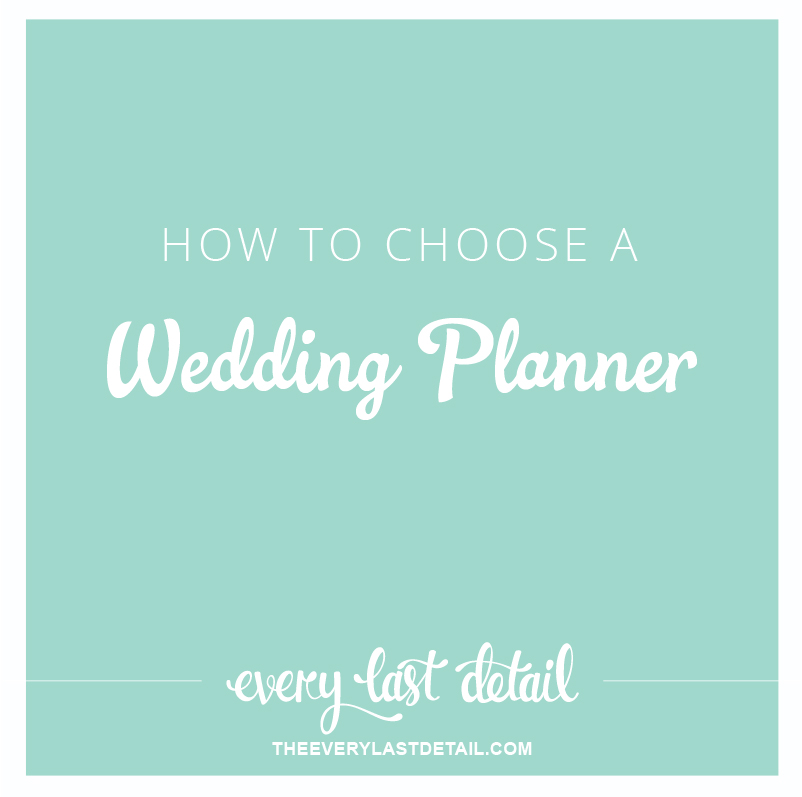Ask Lauren: How To Choose A Wedding Planner via TheELD.com