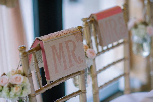 Detail To Love: Mr & Mrs Books via TheELD.com