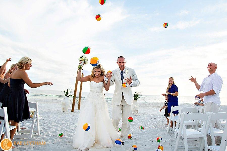 Film Friday: A Carillon Beach Wedding via TheELD.com