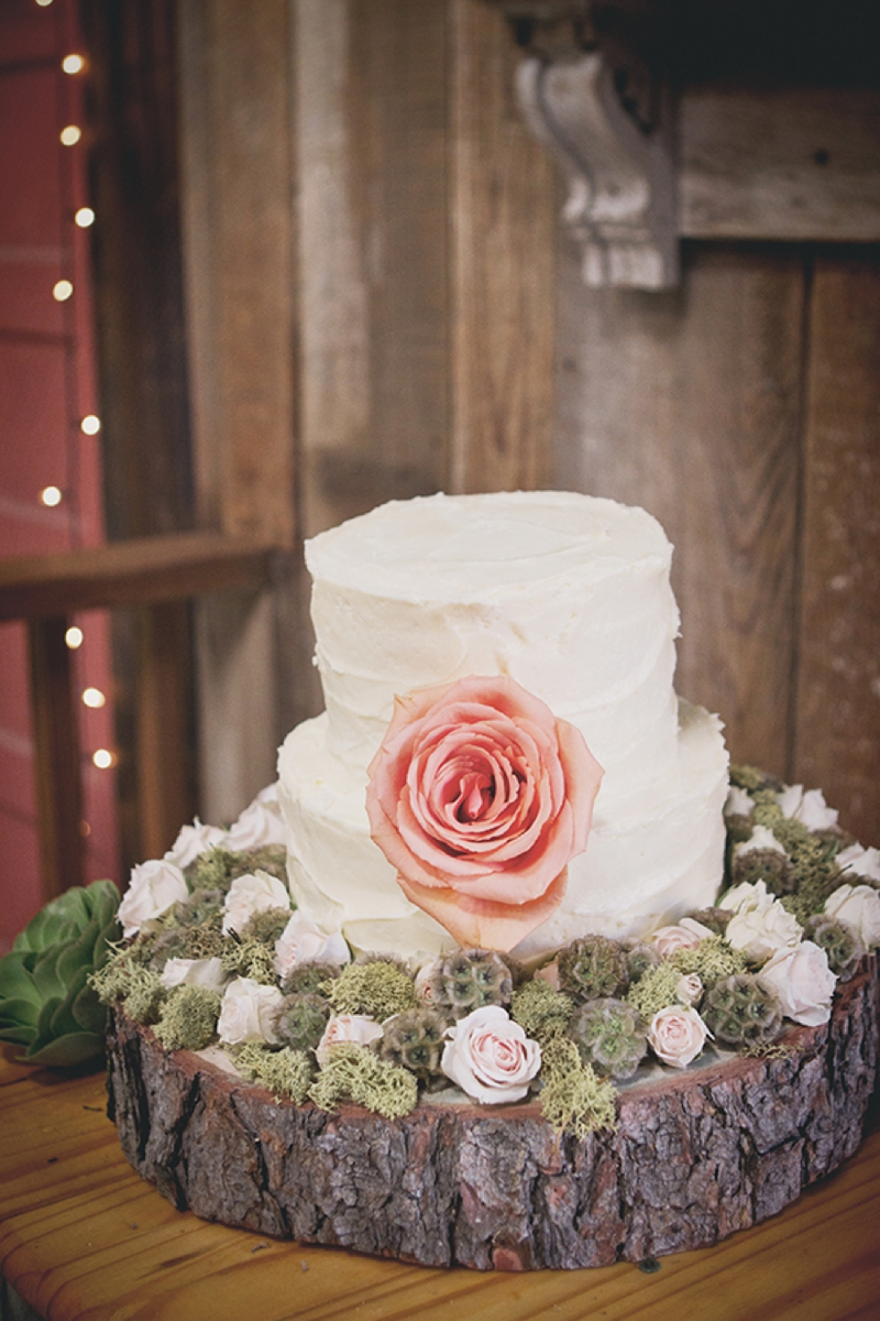 blush rustic  u0026 vintage wedding