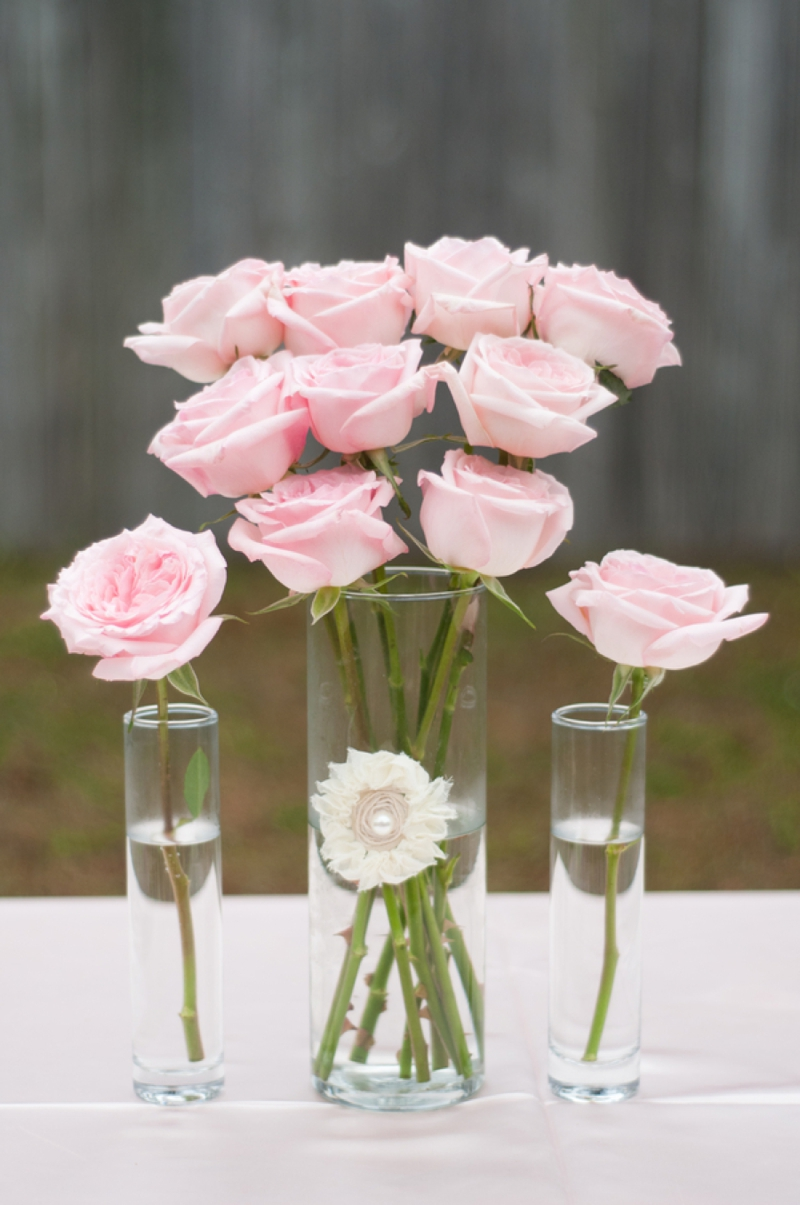 Pink Wedding Ideas {Classic} via TheELD.com