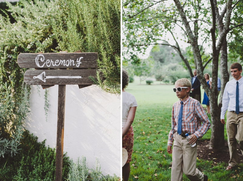 DIY Rustic Southern Wedding via TheELD.com