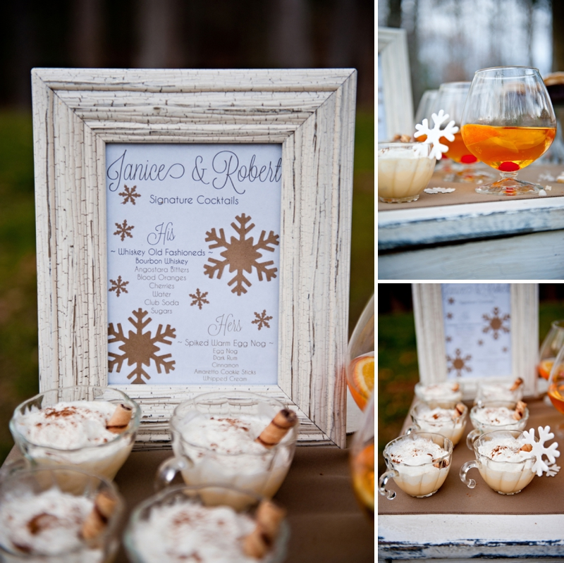 Rustic Winter Wedding Inspiration - Every Last Detail