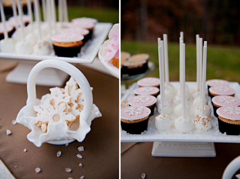Rustic Winter Wedding Inspiration via TheELD.com