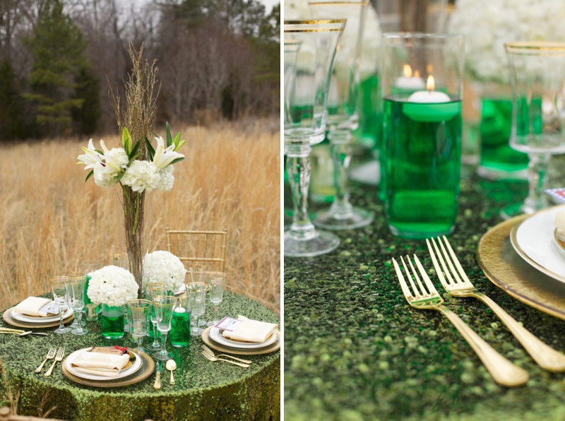 Wizard of Oz Wedding Ideas via TheELD.com