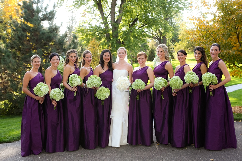 Classic Green & White Minnesota Wedding - Every Last Detail