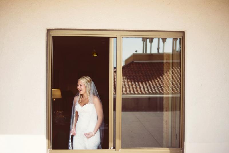 Rustic Yellow Florida Wedding via TheELD.com