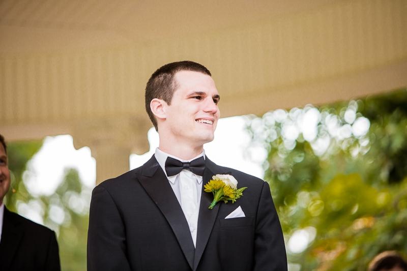 Black and White Classic North Carolina Wedding via TheELD.com
