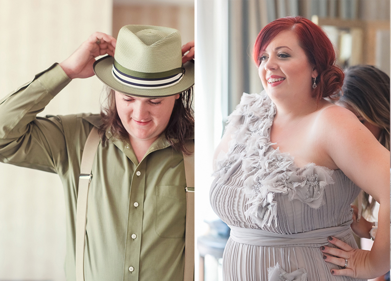 Eclectic & Quirky Virginia Wedding via TheELD.com