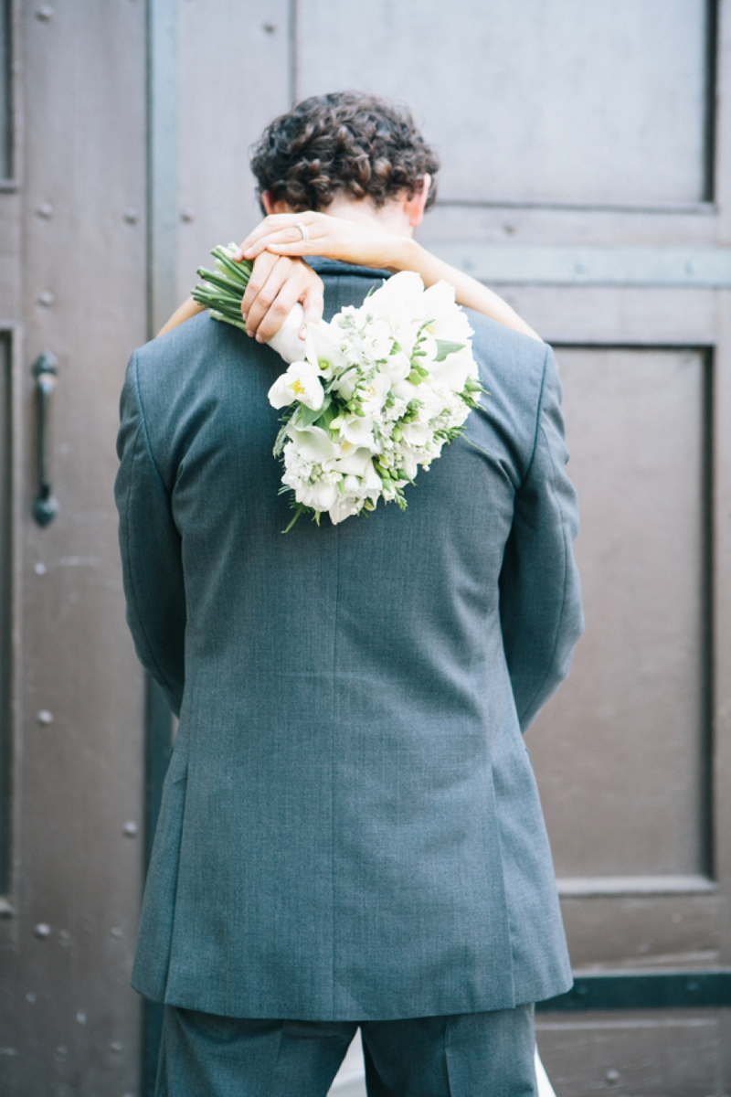 Country Vintage Pink & Green Wedding via TheELD.com