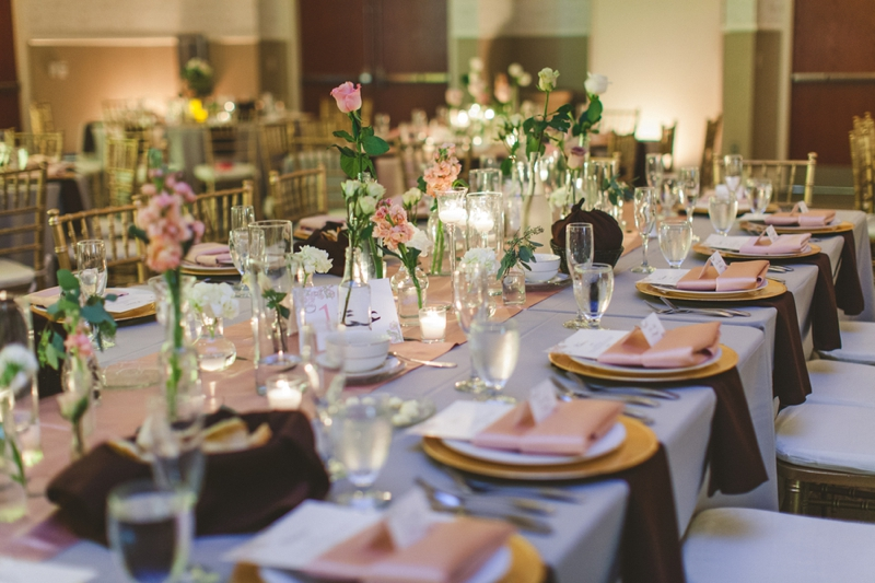 Film Friday: A Romantic Blush Florida Wedding via TheELD.com