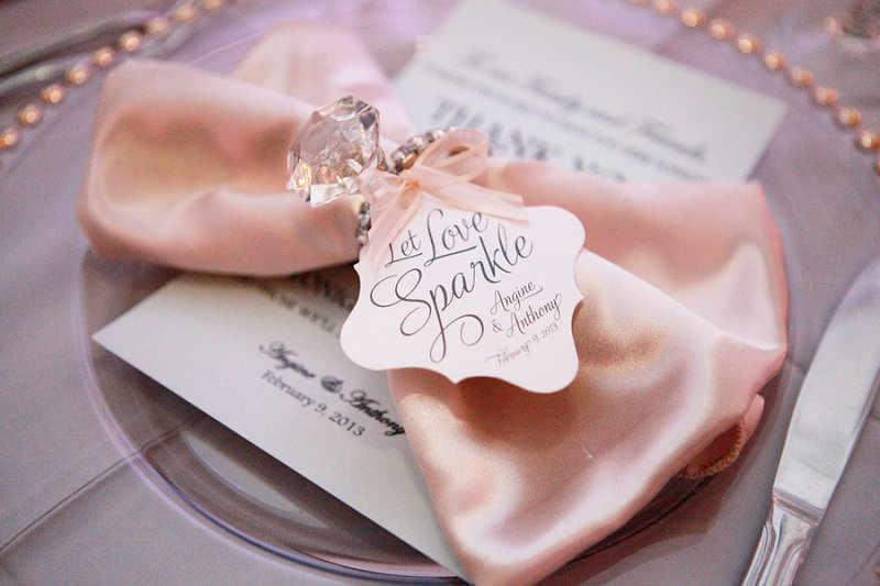 A glamorous pink white silver engagement party every last detail a glamorous pink white silver engagement party solutioingenieria Gallery