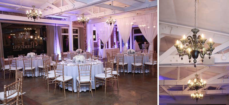 A Glamorous Pink White Silver Engagement Party Every Last Detail