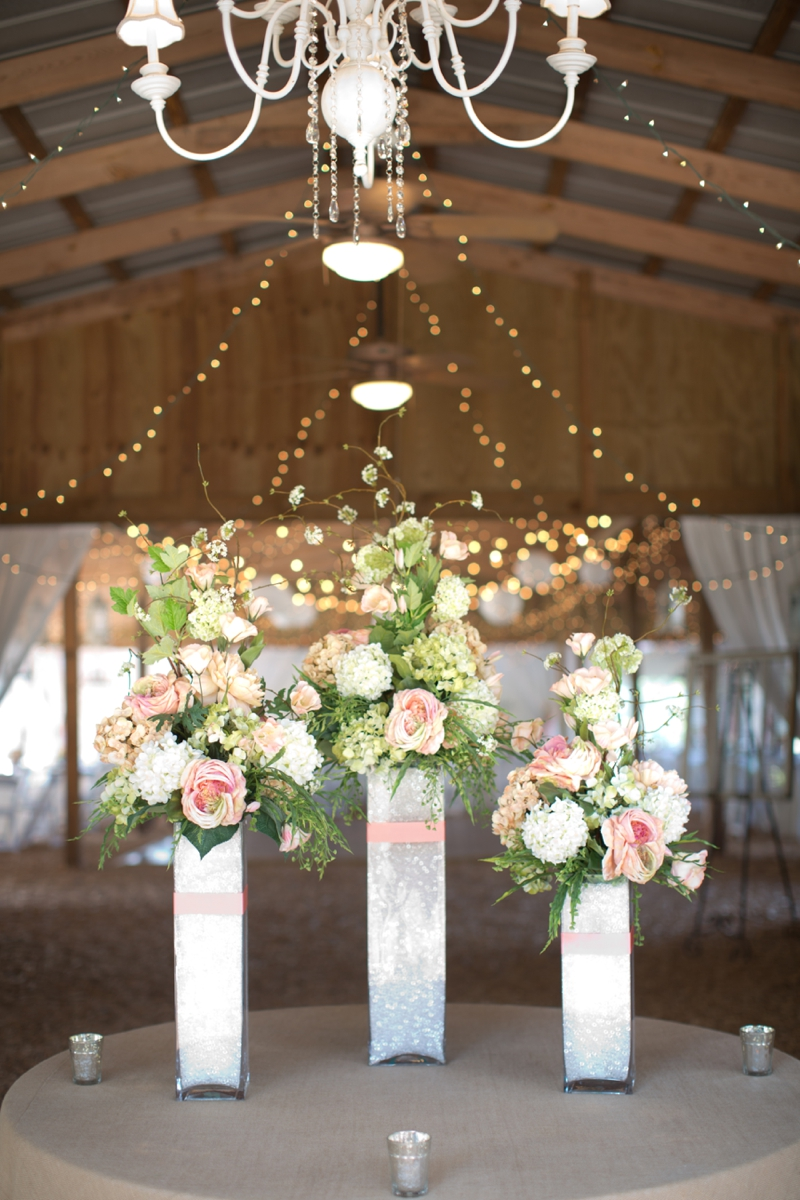 Coral And Sage Green Florida Barn Wedding Every Last Detail