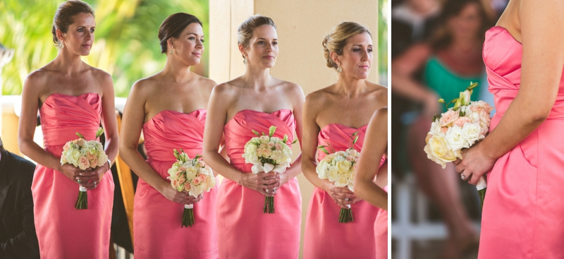 Elegant Gold and Blush Wedding via TheELD.com