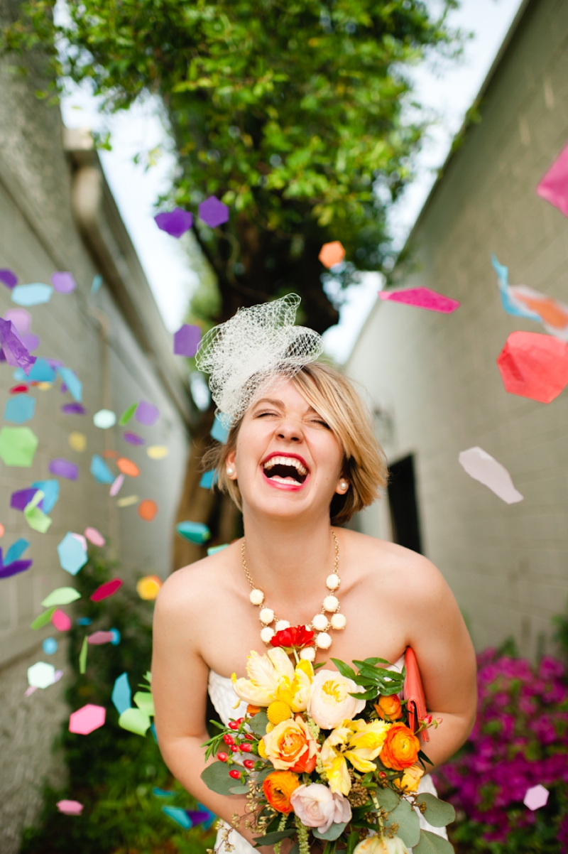Honeycomb Wedding Ideas {Eclectic} via TheELD.com