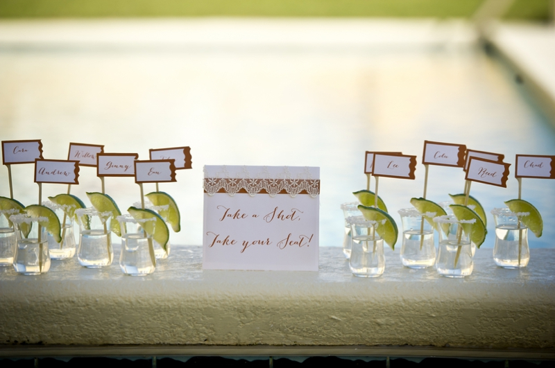 Modern Mexico Inspired Wedding Ideas Every Last Detail